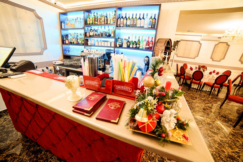 Bar restaurant - pensiune Equinoxe Royal Reghin
