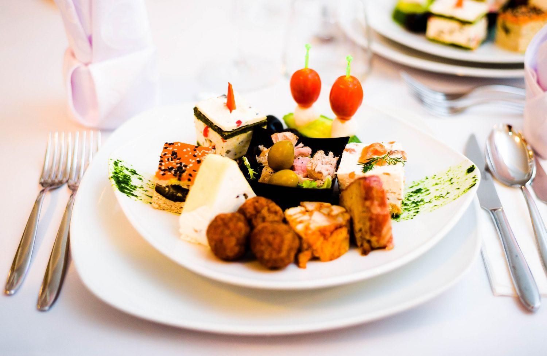 Restaurant Equinoxe Royal Reghin - Meniu eveniment