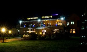 Restaurant - pensiune Equinoxe Royal Reghin
