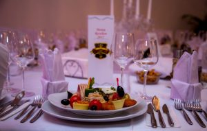 Restaurant Equinoxe Royal Reghin - Meniu eveniment
