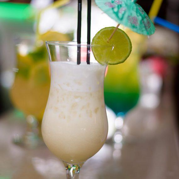 Pina Colada Cocktail Restaurant Equinoxe Reghin